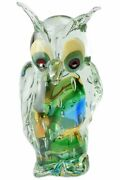 Francesco Youth - Gofo Submerged In Murano Glass Signed
