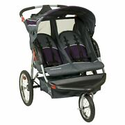 Baby Trend Lightweight Expedition Double Jogger Stroller Elixer | Dj96715r