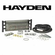 Hayden Engine Oil Cooler For 1967 Plymouth Vip - Belts Cooling Radiators Dq