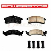 Powerstop Front Disc Brake Pad And Hardware Kit For 1992-1993 Pontiac Trans Zr