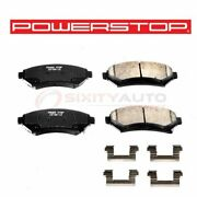 Powerstop Front Disc Brake Pad And Hardware Kit For 1997-1999 Pontiac Trans Dk