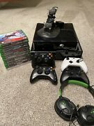 Xbox One And Xbox 360 + Kinect + Controllers + Rechargeable Battery Packs + More