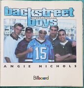 Backstreet Boys Confidential The Unofficial Book 1998 Trade Paperback 96 Pages