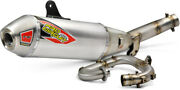Pro Circuit T-6 Stainless Full Exhaust Spark Arrestor Yamaha Yz250f 0131725g