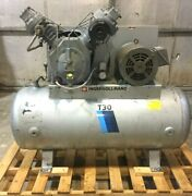 Ingersoll Rand T30 Air Compressor,2 Stage,15 Hp 3-phase W/pneumatic Unloading