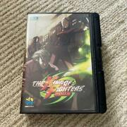 The King Of Fighters 2003 Good Condition Neo Geo Aes Snk From Japan Fs Used