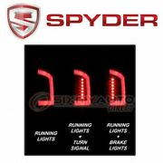 Spyder Auto Tail Light Set For 2007-2008 Dodge Ram 1500 - Electrical Lm