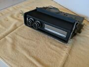 1971-77 Gm Accessory Console Mount 8 Track Player Trans Am Firebird Excellent