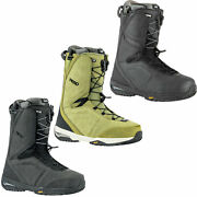 Nitro Team Tls Menand039s Snowboard Shoes Schnowboard-boots Soft Boots 2019-2021 New