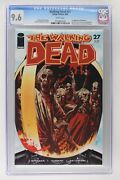 Walking Dead 27 - Image 2006 Cgc 9.6 1st Appearance Of The Governor Caesar Mar