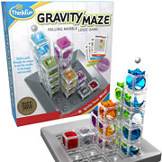 Thinkfun Gravity Maze Marble Run Brain Game And Stem Toy For Boys And Girls Age