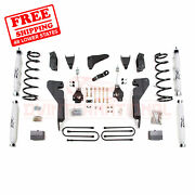 Zone 6 F And R Suspension Lift Kit Fits Dodge Ram 1500 Mega Cab 4wd Gas 2006-2007