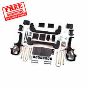 Zone 4 Front And Rear Suspension Lift Kit For Dodge Ram 1500 4wd 2006-2008