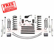 Zone 5 Front And Rear Suspension Lift Kit Fits Dodge Ram 1500 4wd 1994-2001