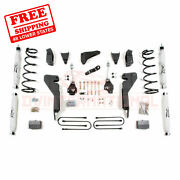 Zone 6 Front And Rear Suspension Lift Kit For Dodge Ram 2500 4wd 2008