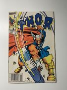 Mighty Thor 337 1st App Of Beta Ray Bill - Newsstand