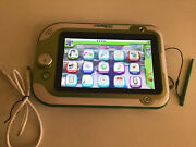 Leapfrog Leappad Ultra Learning System W/ Usb Cable And Stylus Green