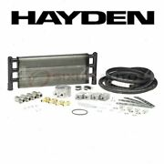 Hayden Engine Oil Cooler For 1950-1991 Ford Country Squire - Belts Cooling Ku