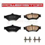 Powerstop Front Disc Brake Pad And Hardware Kit For 1995-1997 Lincoln Town Car Ag
