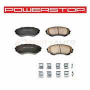 Powerstop Front Disc Brake Pad And Hardware Kit For 1992-2006 Mazda Mpv - Ky