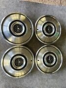 1976 Ford Thunderbird Hubcaps