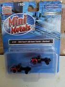 Classic Metal Works N Scale Ford F-350 Semi Tractor Overland 31191