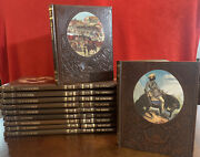 Time Life Books The Old West Hardcover Leather Cowboys Gunfighters Indians Texan