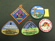 Philmont Scout Ranch Lot Of Patches    Eb25 7