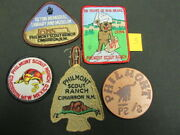 Philmont Scout Ranch Lot Of Patches    Eb25 3