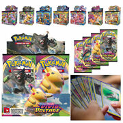 Pokemon Sword And Shield Vivid Voltage Booster Box New Sealed Fast Free Shipping