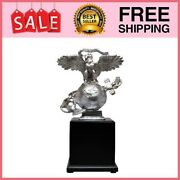 3d Eagle Globe And Anchor Marine Corps Statue - Marine Corps Gift