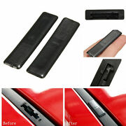 4x Replacement Roof Rail Rack Moulding Clip Cover For Mazda 2 3 6 Cx5 Cx7 Yjwa