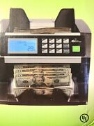 Royal Sovereign Digital Cash Bill Counter Counterfeit Detection Up To 500 Bills