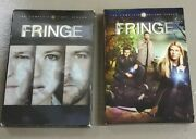 Fringe The Complete 1 And 2 Season Dvd