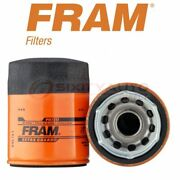 Fram Engine Oil Filter For 2003 Nissan Murano - Oil Change Lubricant Filters Sq