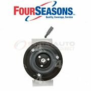 Four Seasons Ac Compressor For 2012-2015 Audi A6 - Heating Air Conditioning Wo