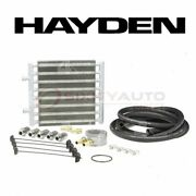 Hayden Engine Oil Cooler For 1965-1974 Plymouth Fury Ii - Belts Cooling Vw
