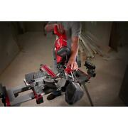 Milwaukee Miter Saw M18 Fuel 18-volt 10 In. Lithium-ion With 8.0 Ah Battery