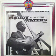 Lp Muddy Waters Muddy Waters At Newport 1960 Still Sealed New Ovp Chess