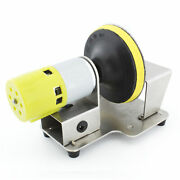 Kkmoon Electric Rotary Polisher Table Disc Sander With 7 Variable Speed 20 D9t1