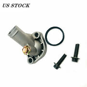 V-twin Aluminum Thermostat Outlet Cover For Brp Can-am Renegade Outlander Parts