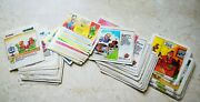 4 Full Sets Rare Chewing Gum Wrappers Inserts 196 Pc.