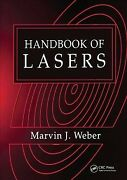 Handbook Of Lasers, Paperback By Weber, Marvin J., Brand New, Free Pandp In The Uk