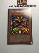 Exodia The Forbidden One - Lob-124 - Ultra Rare - 1st Edition - Lightly Played