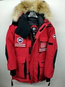 Brand New Down Jacket Snow Mantra Parka Size L Made In Canada 100 Authentic