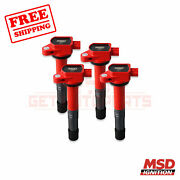 Msd Ignition Coil For Honda Accord 08-2017