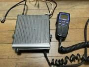 Panasonic In-vehicle Radio Ef-6195a Amature Tansceiver Mobile Japan