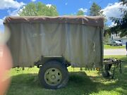 Military Trailer For Sale