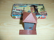 Plasticville Ho Switch Tower 2402-79 In Original Box