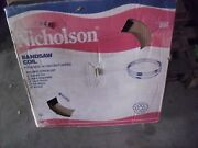 Nicholson 250 Ft Band Saw Blade Coil Of 1-1/2 X 6 Tooth No Set X .050 Carbon